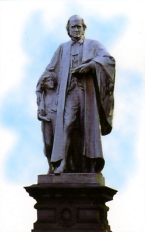 statue of Thomas Guthrie