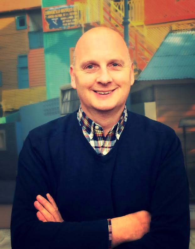 Robert Murdock - Principal